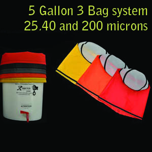 XXXTractor 5 Gallon 3 Bags