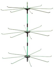 7 Leaf Drying Rack