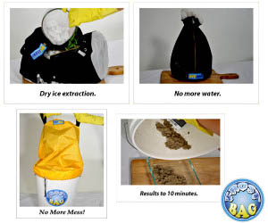 Frost Bag Process