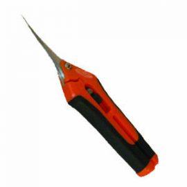 Giros Orange Curved Scissors