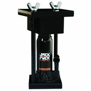 Jack Puck Press 8 Ton Square