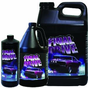 Nutri-Plus Final Drive Product Line