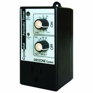 Grozone CY1- Cyclestat with Photocell