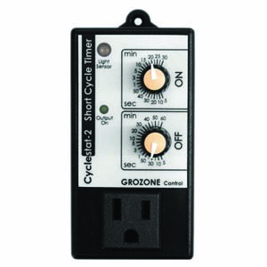 Grozone CY2- Short Period Cyclestat with Photocell