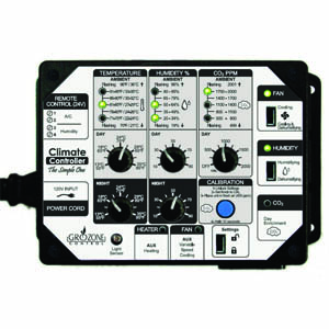 Grozone SCC1 Climate Controller