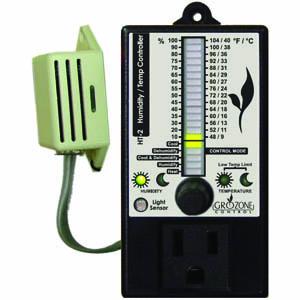 Grozone HT2- Climate Controller (TEMP RH)