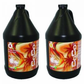 Nutri-Plus Coco Plus Bloom is imported from Holland. A premium two-part flower nutrient is optimized for use with Nutri-Plus Coco.
