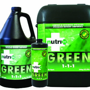 Nutri-Plus Green Product Line
