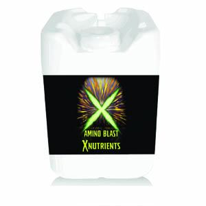 x nutrients amino blast 5 gal