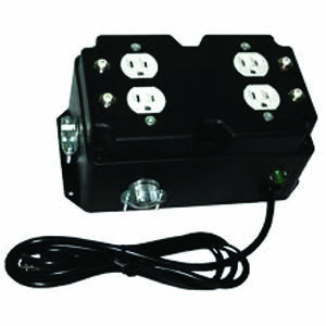 Grozone LS2- Light and High Load Switcher (240V-240V)