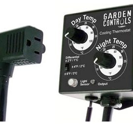 Grozone Garden Controls Cooling Thermostat