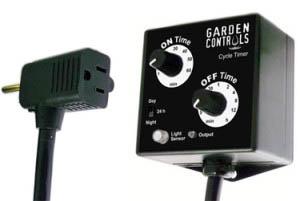 Grozone Garden Controls Cycle Timer