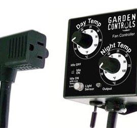 Grozone Garden Controls Fan Controller