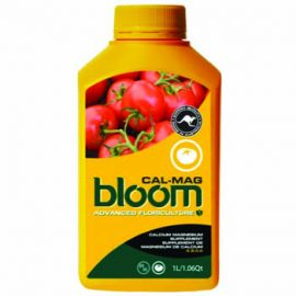 bloom cal mag yellow bottles