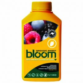bloom organic swtnr 2.5 liters