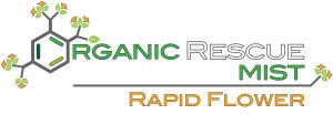 Organic Rescue - Rapid Flower Logo
