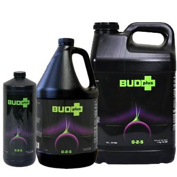 Bud Plus Liquid Product Line