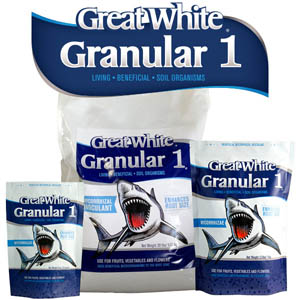 great white granular 1 20 lbs