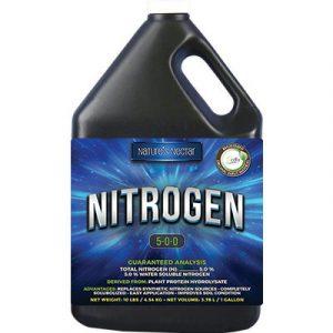 nature's nectar nitrogen