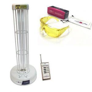 Open Box Cure UV UVC Surface Sterilizer