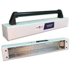 Cure UV Germ Away UV Xtreme 55 Watt Handheld UVC Surface Sterilizer