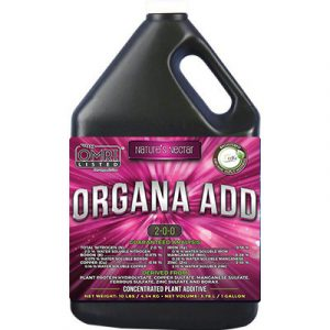 Nature's Nectar Organa Add Gallon