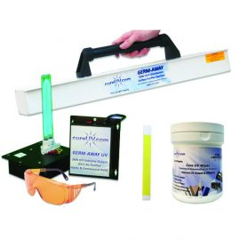 Cure UV Germ Away UV Xtreme UVC Disinfection Light Variety Pack