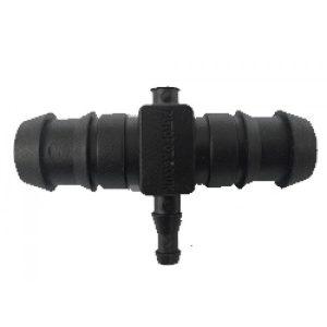 tee connector 16mm-6mm