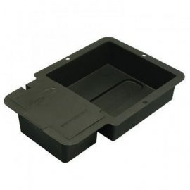 1 pot tray and lid