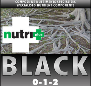 nutri plus black 4 liters