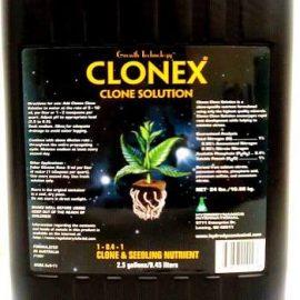 clonex clone solution 2.5 gallons