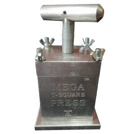 mega t square press