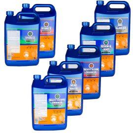 cx horticulture gallon kit soil