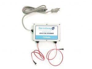 UV HVAC Coil Scrubber