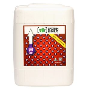 spectrum formulas ph up 5 gallon