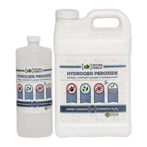 spectrum formulas h2o2 gallon