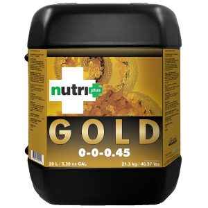 nutri plus gold 20 liters