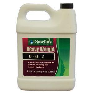 nutrilife heavyweight 4 liters